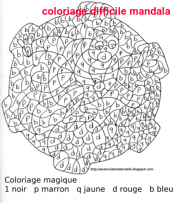 Coloriage Difficile De Chat