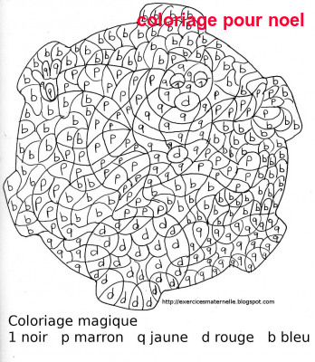 Coloriage Pour Noel