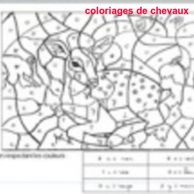 Cheval Voiture Coloriage.Coloriages De Chevaux
