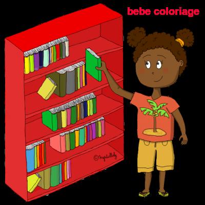 Bebe Coloriage