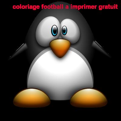 Coloriage Football A Imprimer Gratuit