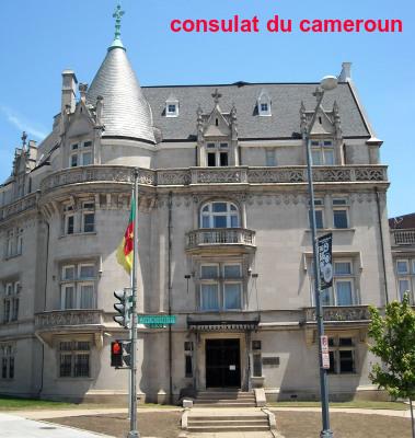 Consulat Du Cameroun Visa Passeport