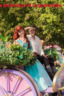 Coloriage Princesse Et La Grenouille